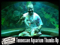 Tennesse Steve Thumbs Up