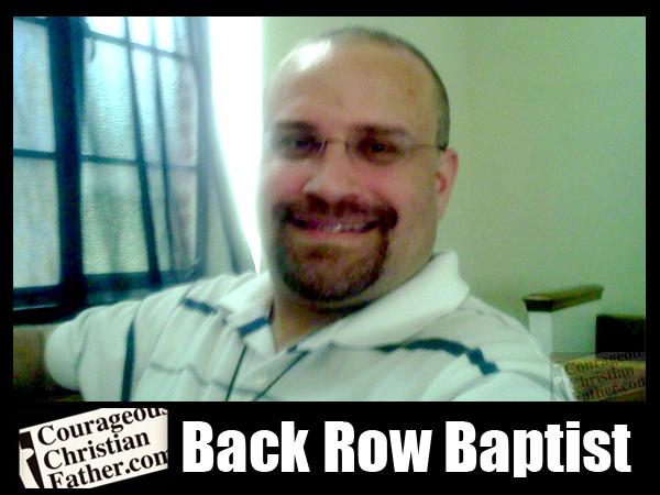 Back Row Baptist
