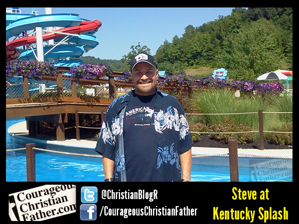 Steve at Kentucky Splash