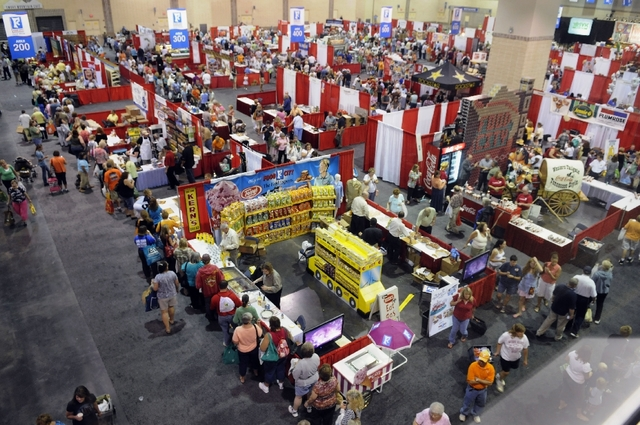 Food City Food Show (Photo: KnoxNews)