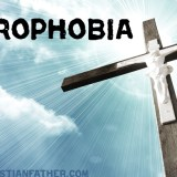 Staurophobia - Fear if crosses or crucifixes. This phobia is the fear of Crosses or crucifixes. #Staurophobia