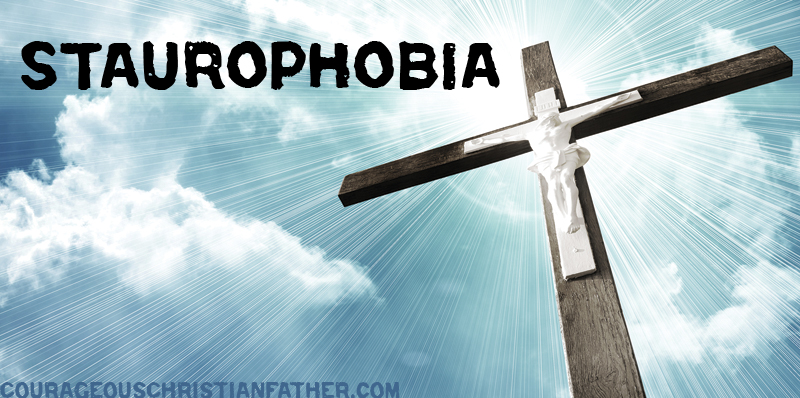 Staurophobia - Fear if crosses or crucifixes. This phobia is the fear of Crosses or crucifixes. #Staurophobia