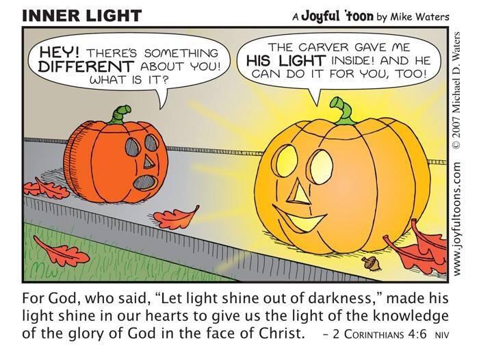 Inner Light Comic