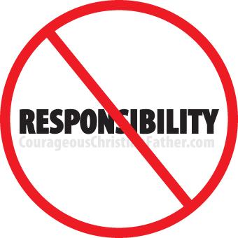 No Resonsibility