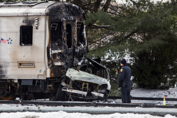Metro-North-Train Photo: NYTimes