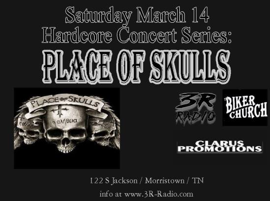 Place of Skulls image