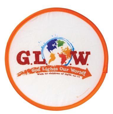 Glow: God Lights Our World - Glow Acronym