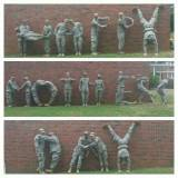 Happy Mother's Day Miltary Style
