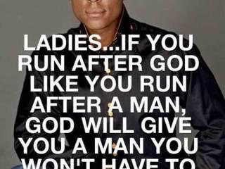 Ladies Run After God image