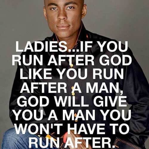 Ladies Run to God - Run After God