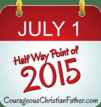 Half Way Point of 2015