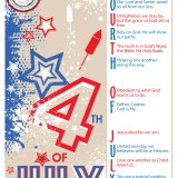 Fourth of July Acronym - Fourth of July Poem - 4th of July - Fourth of July