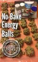 No-Bake Energy Balls, Recipe