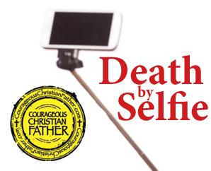 Death by Selfie image
