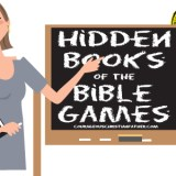 Hidden Books of the Bible Games image