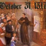 Reformation Day - October 31, 1517 image