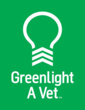 Green Light A Vet Logo