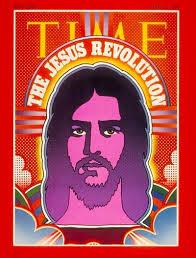 The Jesus Revolution - Time Magazine Cover
