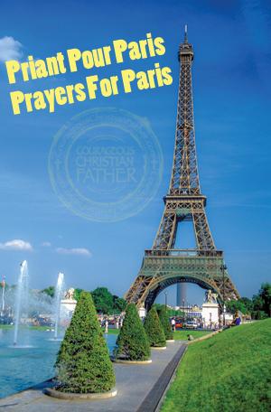 Priant Pour Paris (Prayers for Paris)