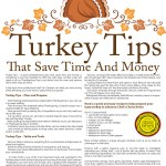 Turkey Tips That Save Time And Money (Free Printable)