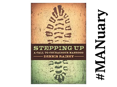 Manuary Stepping Up book