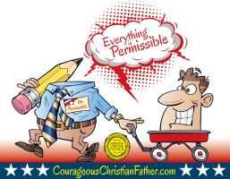 Everything is Permissible