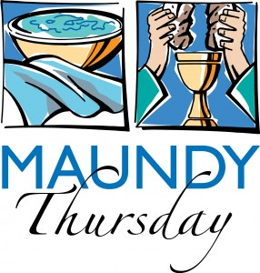Maundy- Thursday
