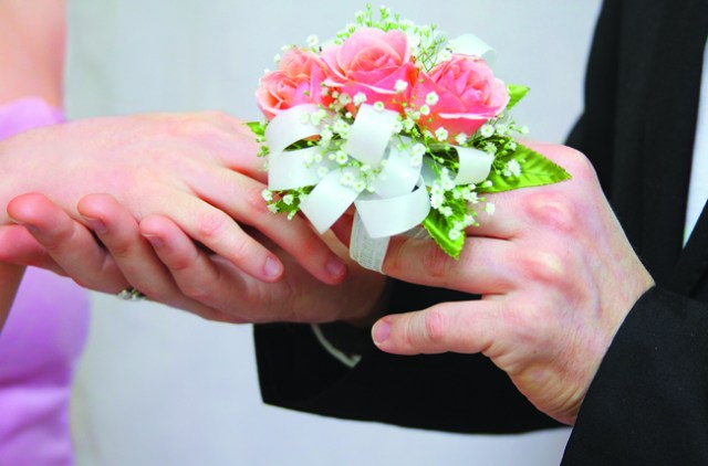 History of the corsage