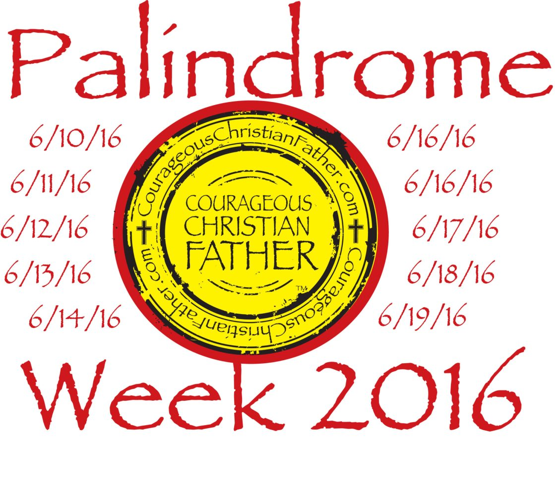 Palindrome Week 2016