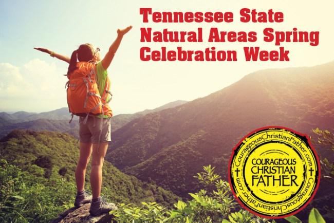Tennessee State Natural Areas Spring Celebration Week