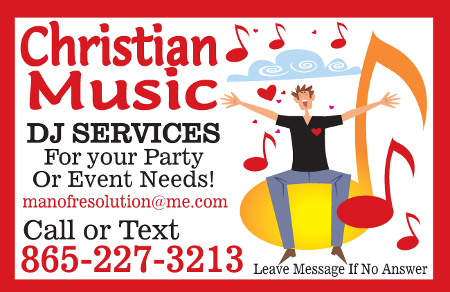 Christian Music DJ Services