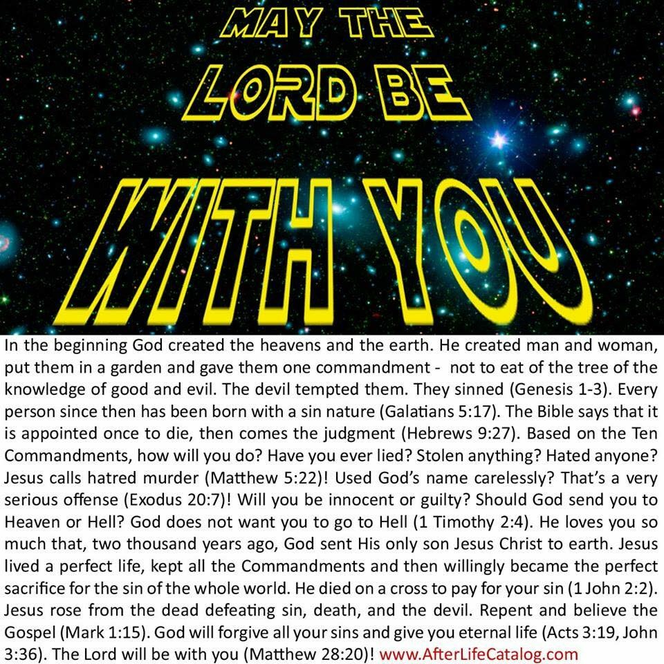 May the LORD be with you