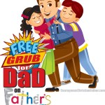 Free Grub For Dad on Father's Day
