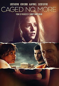 Caged No More - DVD Cover