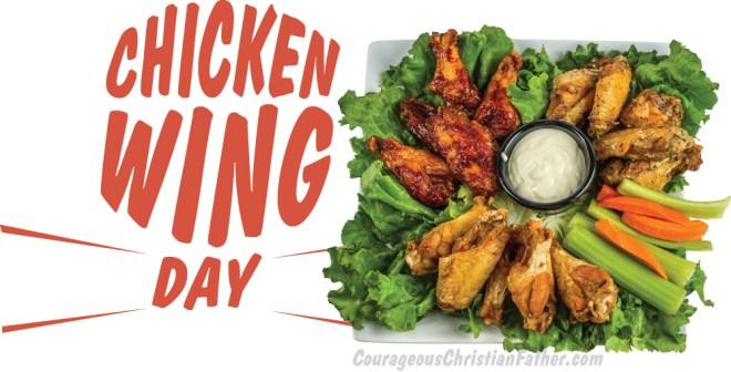 Chicken Wing Day