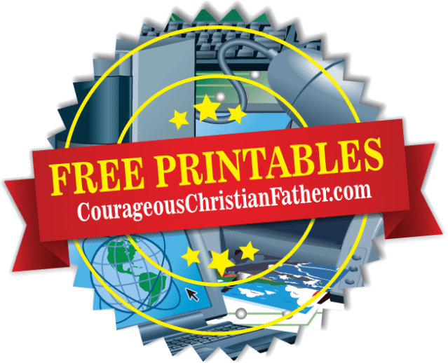 Do you like free printables that you can print on your own printer at home? Then check out this list of free Christian Printables #FreePrintables