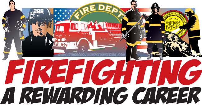 Firefighting a Rewarding Career