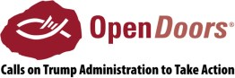 Open Doors Calls on Trump Administration to Take Action