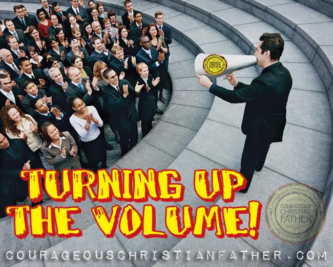 Turning Up the Volume