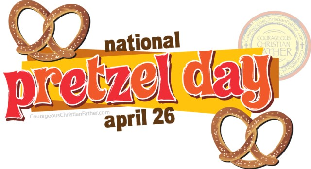 National Pretzel Day - An Annual Holiday for Pretzel. A day to celebrate the wonderful treat we love ... Pretzels ... Whether it be a soft pretzel or a hard pretzel. Plus find out how to score a free pretzel or two. #PretzelDay