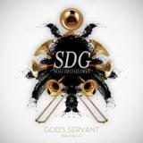 SDG Soli Deo Gloria God's Servant