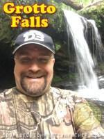 Grotto Falls #GrottoFalls