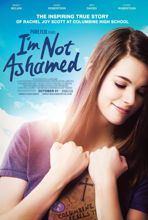 I'm Not Ashamed (Movie Poster)