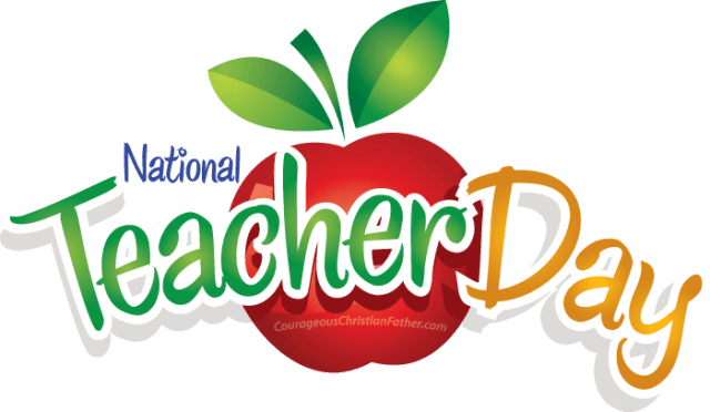 National Teacher Day #NationalTeachersDay #ThankATeacher #TeacherDay