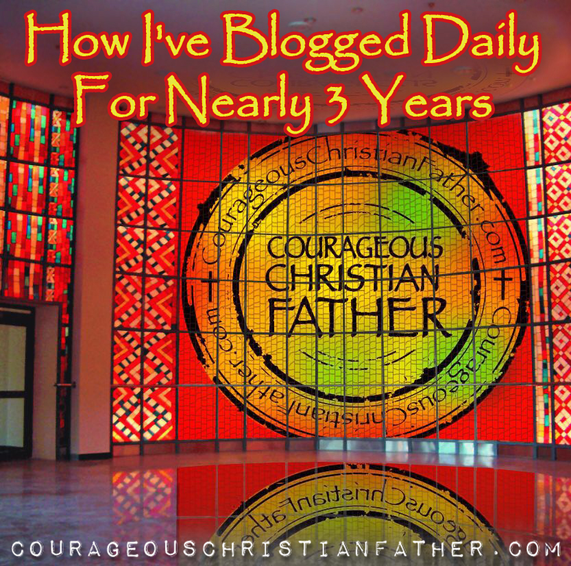 How I've Blogged Daily for Nearly 3 Years