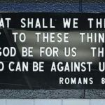 If God is For Us, Who Can Be Against Us, Romans 8:31 Knoxville Police Department