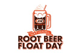 A&W Naitonal Root Beer Flaot Day