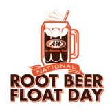 A&W Naitonal Root Beer Flaot Day
