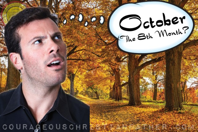 October the 8th Month? #October #August