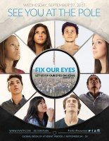 See You At the Pole (SYATP) Fix Your Eyes #SYATP #FixYourEyes